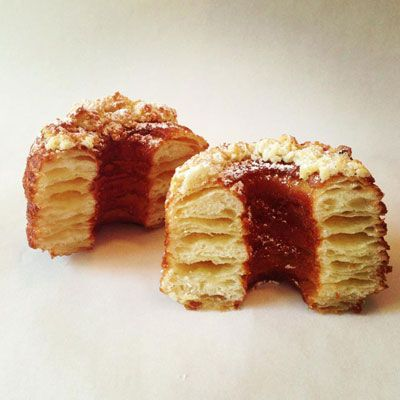 cronut cookbook creator of the cronut to write cookbook