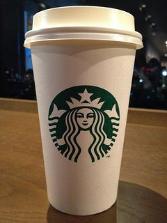 starbucks makes political statement starbucks uses coffee cups for
