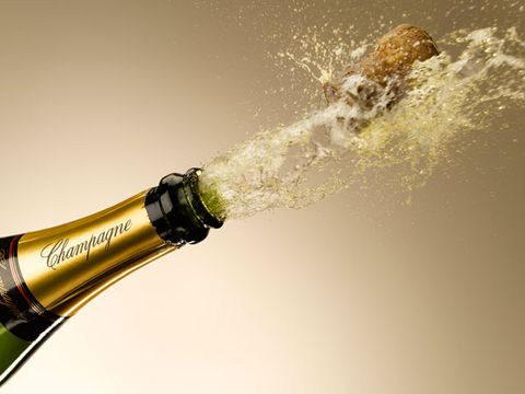 Video This Is The Craziest Way To Open A Bottle Of Champagne
