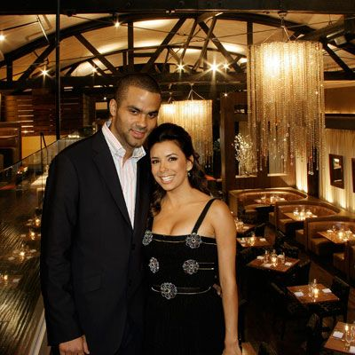 "<p>Off of Wisteria Lane, <i>Desperate Housewives</i> star Eva Longoria has even more tricks up her sleeve. In 2007, the Latin Longoria, determined to open a restaurant that offered a few of her favorite family recipes, teamed up with celebrity chef and restaurateur Todd English. The two collaborated on a menu that blended her love of South American and Spanish flavors with English's expertise in Mediterranean cooking. From that, Beso — Spanish for <em>kiss</em> — was born.</p><br /><p>The elegant yet sexy eatery features button-tufted leather chairs, sheered fabric wall accents, and candlelit tables. True to her <em>DH</em> alter ego, Longoria had a lot to say in the decision-making process. ""Eva was very hands-on,"" says English. ""That included everything from naming the restaurant to selecting the chandeliers.""</p><br /><p>What Eva's Eating: <a href=""/cooking-shows/food-tv/beso-tortilla-soup-recipe"" target=""_blank"">Tortilla Soup</a></p><br /><p>Beso</p> <p>6350 Hollywood Blvd.</p> <p>Hollywood, CA</p> <p>323-467-7991</p> <p><a href=""http://www.toddenglish.com/"" target=""_new"">toddenglish.com</a></p>"