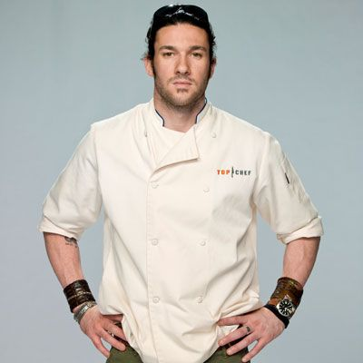 "<p>What Sam Talbot has: Um, have you looked at him lately? I confess, this one is purely self-serving, but I would have no problem getting out of bed if I got to come to the office and see that smile every morning.  Not to mention, he's been officially ""listed"" — voted one of the top 10 sexiest chefs in New York City. Yes, I would work for him. The only potential problem? Loss of productivity due to daydreaming, doodling, and other middle-school activities.</p>"