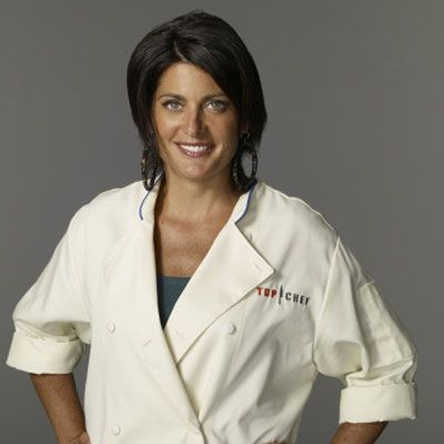 "<p>Ariane Duarte is a Jersey girl who runs and owns <a href=""http://www.culinariane.com/""target=""_new"">CulinAriane</a> in Montclair, a hop, skip, and jump over the Hudson River from Manhattan. What the Bravo website doesn't tell you is that the <i>New York Times</i> gave a ho-hum review for her vegetarian pasta, which, according to reviewer David Corcoran, was underseasoned. Ariane should be wary of stickler judge Gail Simmons, who is always on the lookout for fine-tuned seasoning. After 20 years in the biz, Ariane ought to have that down.</p>"