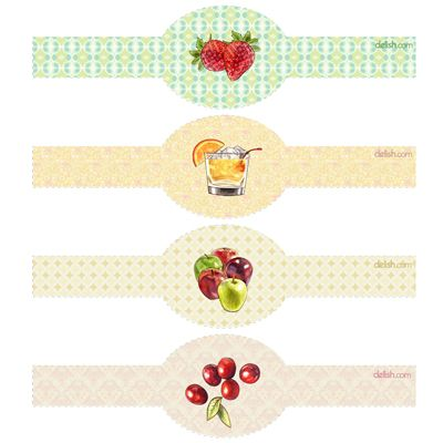 photograph relating to Printable Napkin Rings named Cutouts - Printable Napkin Rings - Do it yourself - Do-it-yourself Napkin