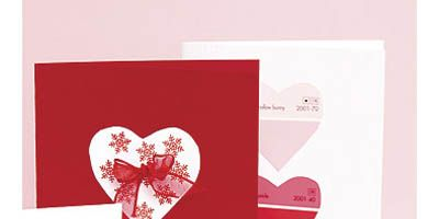 Homemade DIY Valentines Day Cards
