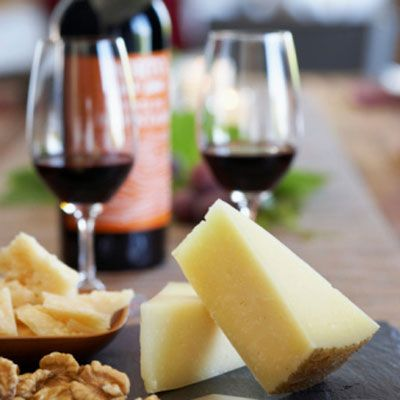 "<p>Enjoying a good wine and a good cheese can enhance the flavors and complexities of both. Yet not all wines and cheeses go together. Make sure you pick a wine that complements the flavors in your favorite cheese. The ""keep it simple"" approach applies here. These suggestions will help you plan the perfect partner list.</p>"