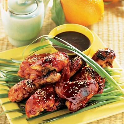 <p>Lots of flavor from just a few staple Chinese spices and sauces makes this a cinch for outdoor or indoor grilling.</p><br />