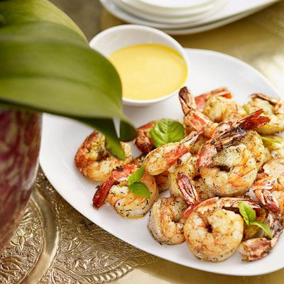 "<p>Give this classic appetizer lots of flavor with a dipping sauce that includes mustard, mayonnaise, turmeric, and maple syrup.</p><br /> <p><b>Recipe: <a href=""/recipefinder/sauteed-shrimp-cocktail-recipe"" target=""_blank"">Sautéed Shrimp Cocktail</a></b></p>"