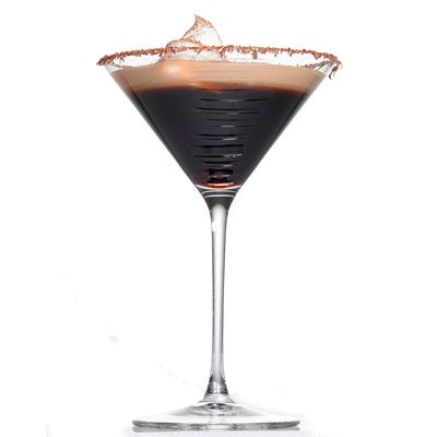 "The perfect after-dinner dessert drink, this martini is rich with chocolate vodka, Godiva dark chocolate liqueur, Kahlúa, and a shot of espresso. Amaretto adds a hint of nuttiness. Topped off with creamy Baileys, whipped cream, and cocoa, it's pure decadence.<br /><br /><b>Recipe: <a href=""/recipefinder/espresso-martini-recipe"" target=""_blank"">Espresso Martini</a></b><br /><br /><i>David Feuer, Deco, Houston</i>"