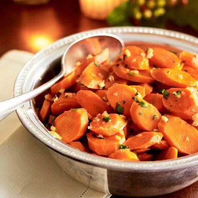 "<p>Fresh ginger and pure maple syrup complement the sweetness of carrots in this easy stove-top side dish.</p><br /><p><b>Recipe: <a href=""/recipefinder/maple-ginger-glazed-carrot-recipe"" target=""_blank"">Maple-Ginger Glazed Carrots</a></b>"