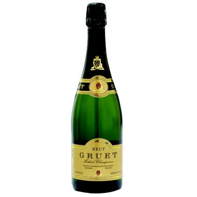 <p>Crafted in a family-owned winery using the traditional French Champagne method, this New Mexico–made sparkler is dry and refreshing, with a hint of citrus and green apple.</p>