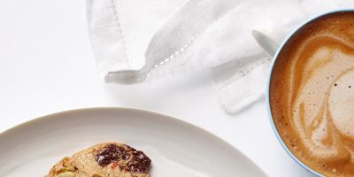 """<p>Santa won't soon forget which house had the chocolate chip cookies with a twist. These sweet treats get a flavor upgrade thanks to salty, crunchy pumpkin seeds and a dash of spicy chili flakes.</p><br /><p><b>Recipe:</b> <a href=""""/recipefinder/sweet-salty-cookies-recipe-opr1011"""" target=""""_blank""""><b>Sweet and Salty Cookies</b></a></p>"""
