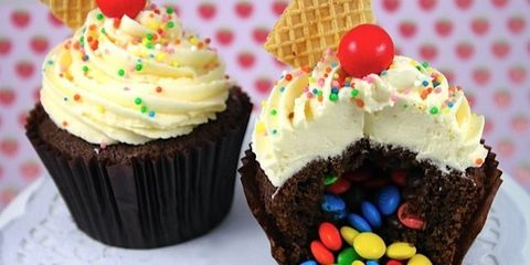 P Make A Birthday Extra Special With This Cupcake Which Is Gift In