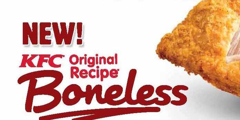 kfc to launch boneless chicken kfc changing its chicken