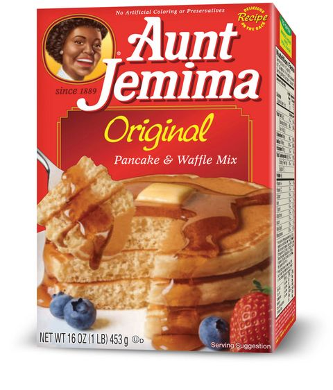 <p>With a smooth texture and rich, buttery flavor, it's no wonder Aunt Jemima has been around for more than 50 years.</p> <p><em>Aunt Jemima Original Pancake & Waffle Mix, $1.79 for a 16-oz box</em></p>