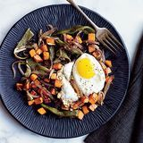 sweet potato hash browns