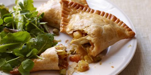 Picnic food ideas recipes for picnics delish turkey potato hand pies cooler food prepare these easy recipes forumfinder Image collections