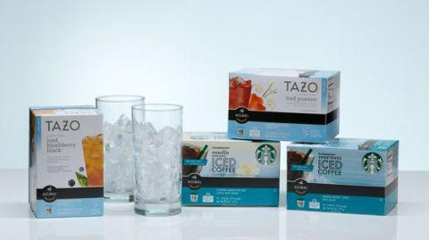 Iced Coffee K Cups