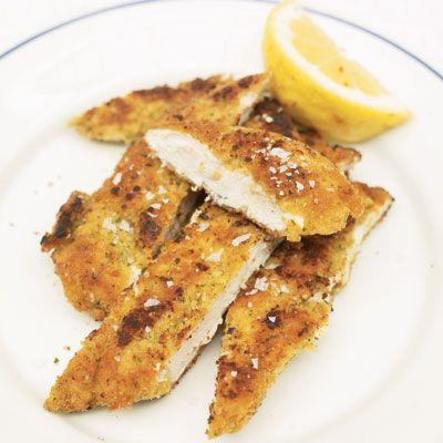 jamie oliver crunchy garlic chicken