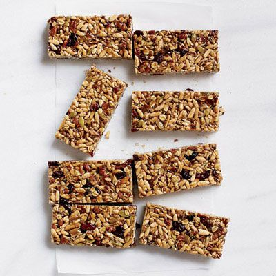 cranberry pumpkin seed energy bars