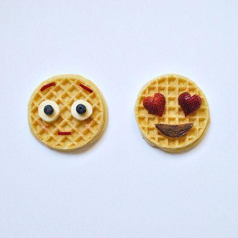 waffle emoji