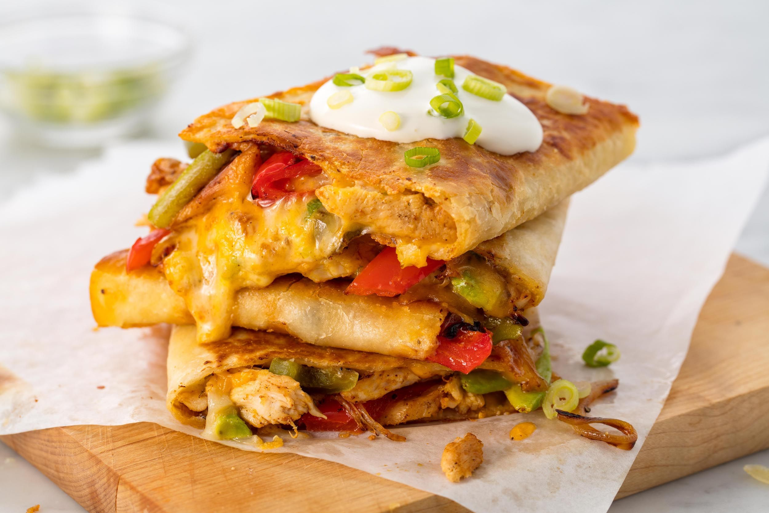 Easy Chicken Quesadilla Recipe How To Make The Best Chicken Quesadillas