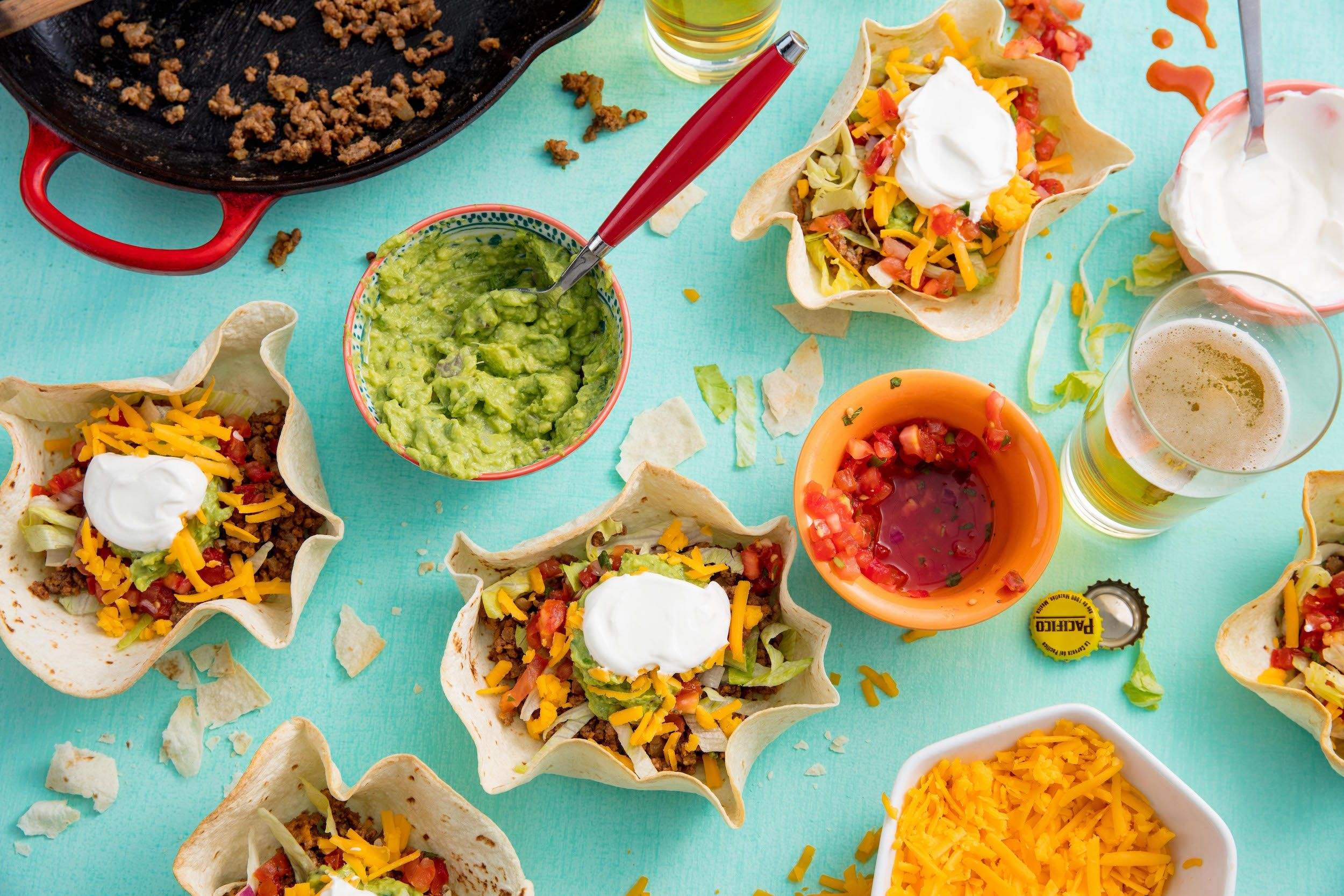 Makanan Asal Meksiko Yang Wajib Kamu Coba!
