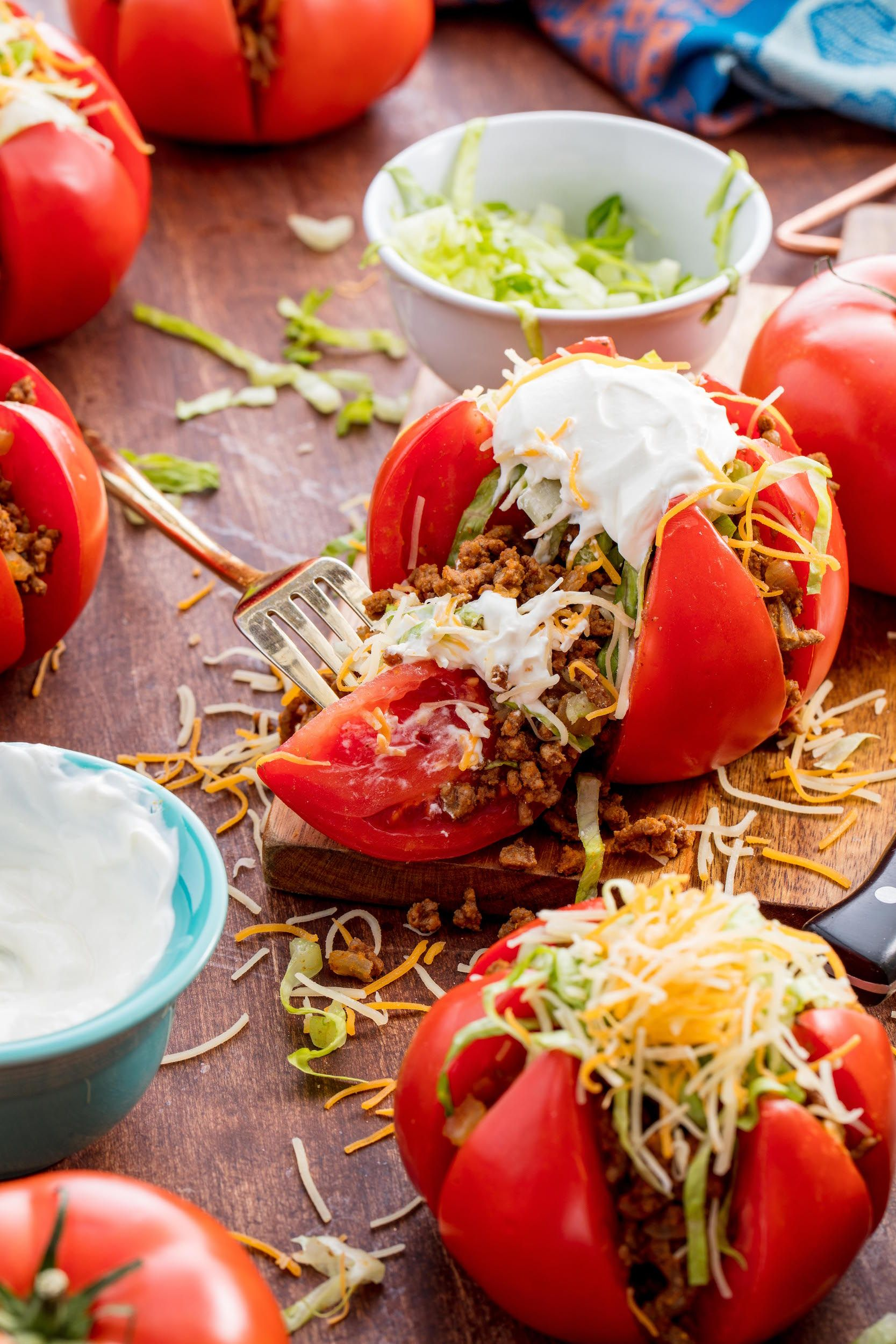 best taco tomatoes recipe how to make taco tomatoes