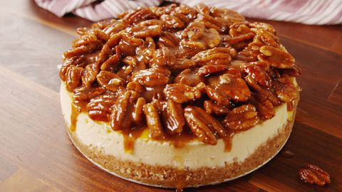 Best Pecan Pie Cheesecake Recipe How To Make Pecan Cheesecake