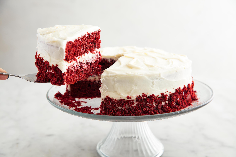 Best Homemade Red Velvet Cake Recipe How To Make Easy Red Velvet Cake