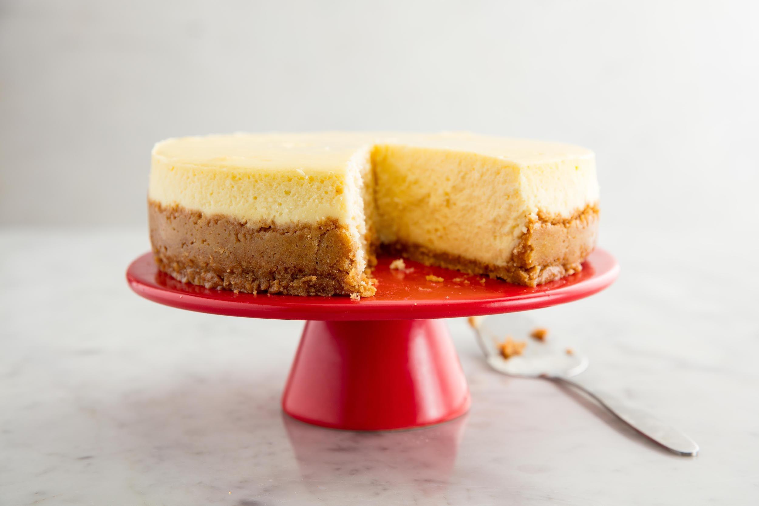 Easy Cheesecake Recipe Best Classic Cheesecake