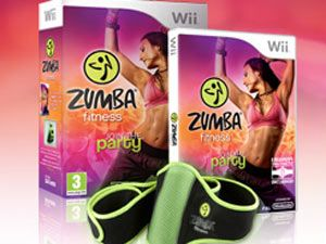 Zumba Fitness  topples  LEGO  in Wii chart 9ec90689ddf