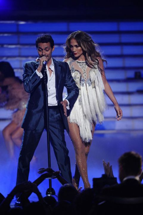 J Lo Marc Anthony To Remain Friendly