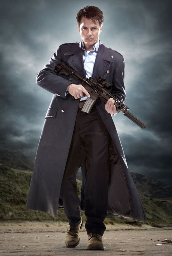 Doctor Who's John Barrowman discusses why he has finally returned to the show after 10 years