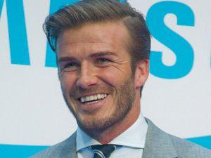 David Beckham Reveals Meaning Behind Harper Seven Name