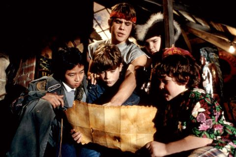 Data Goonies Movie