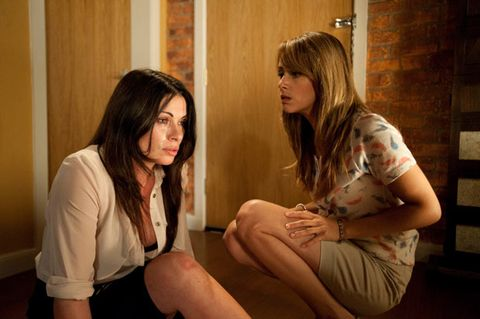 Corrie Maria 'will be there for Carla'