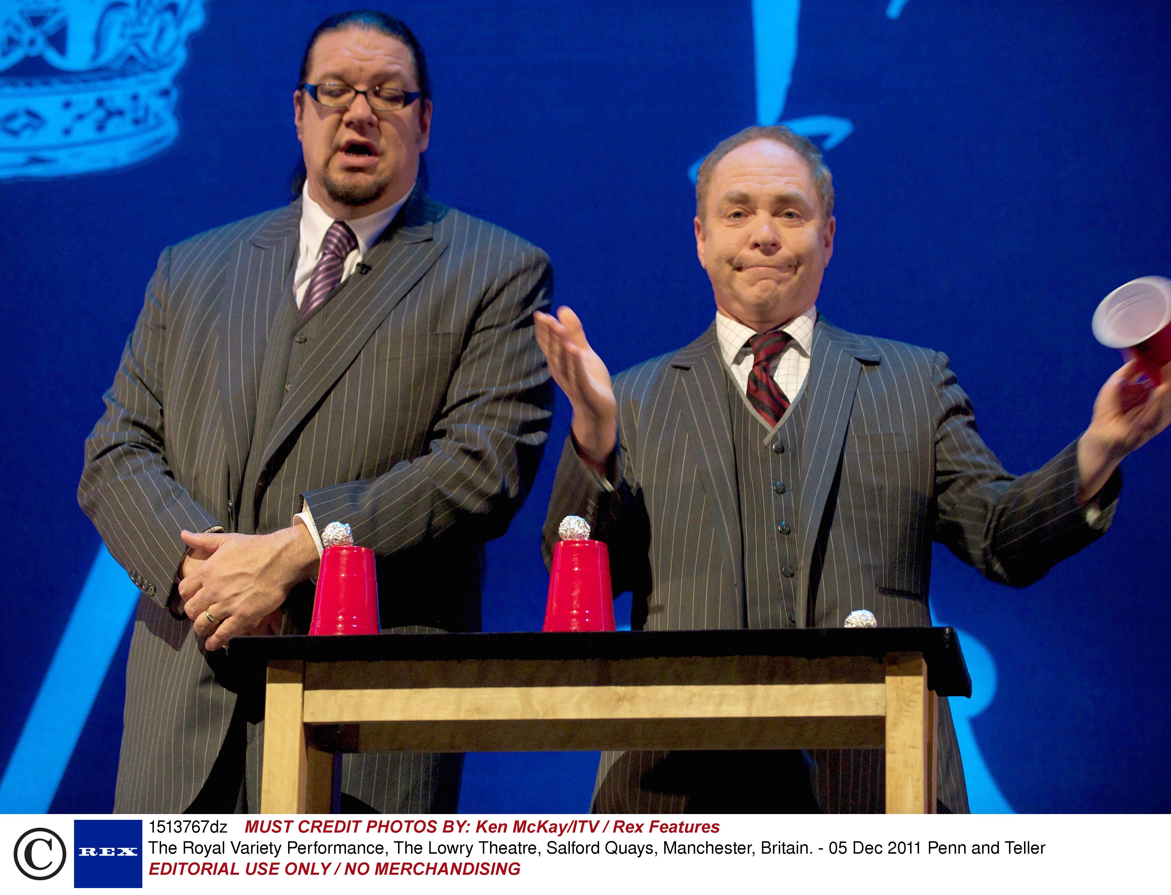 Magicians, Penn & Teller: Fool Us axed