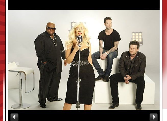 The Voice': Watch judges in new promo