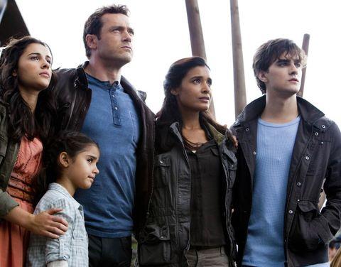 Terra Nova' second season on Netflix?