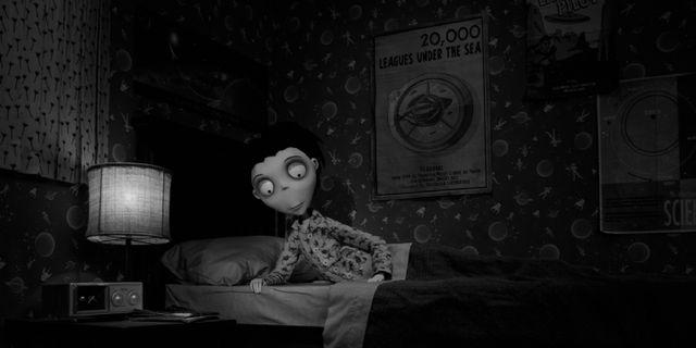 Tim Burton S Frankenweenie New Picture