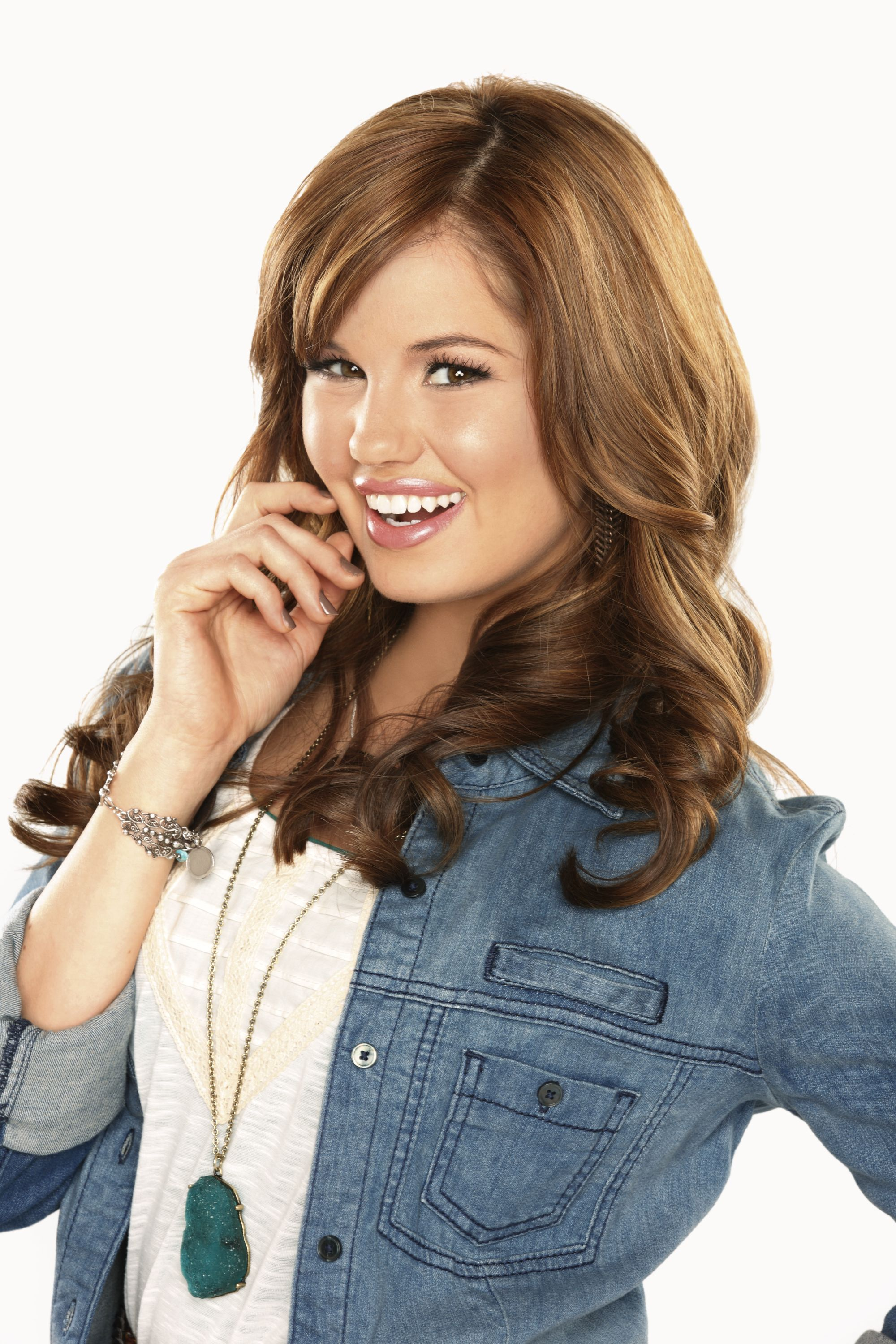 Debby Ryan Talks Disneys Jessie