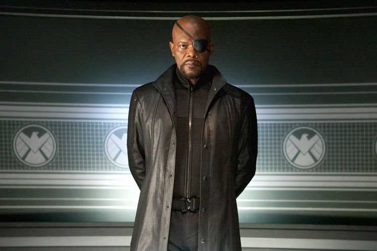 Marvel star Samuel L Jackson wants to keep playing Fury for another decade