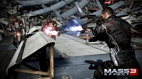 Retake Mass Effect 3' charity pulls out
