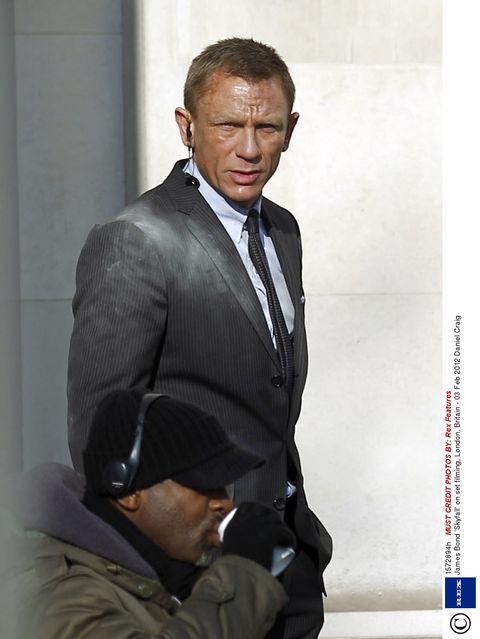 Daniel Craig For James Bond Heineken Ad