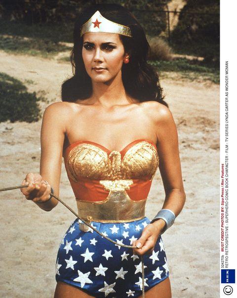 Wonder Woman TV show 'Amazon'