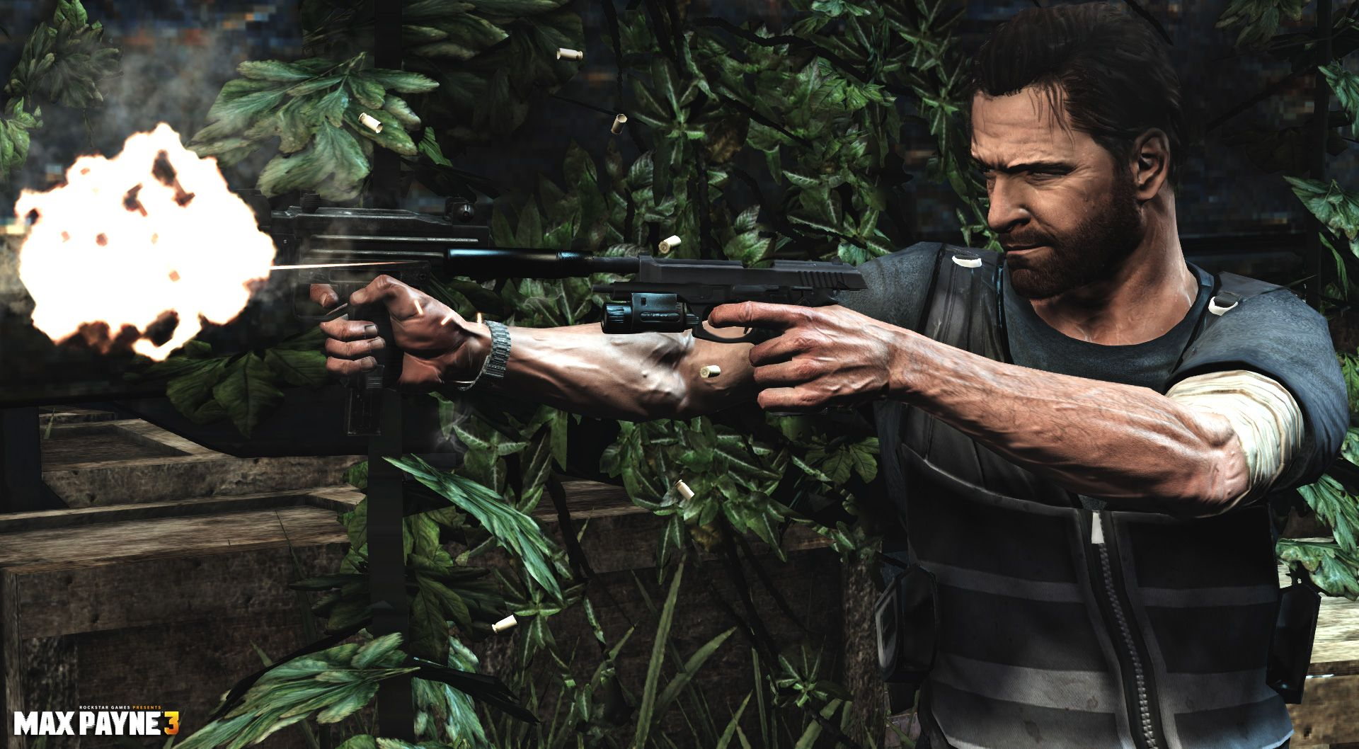 Max Payne 3 Review Xbox 360