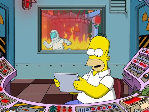 Simpsons iOS game pulled from App Store