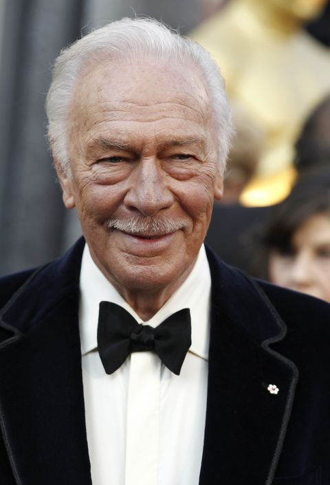 Plummer wins 'Supporting Actor' Oscar