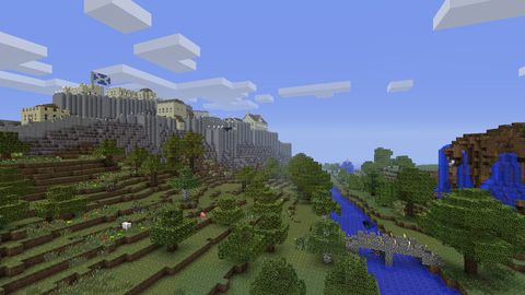 Minecraft going print after rights deal