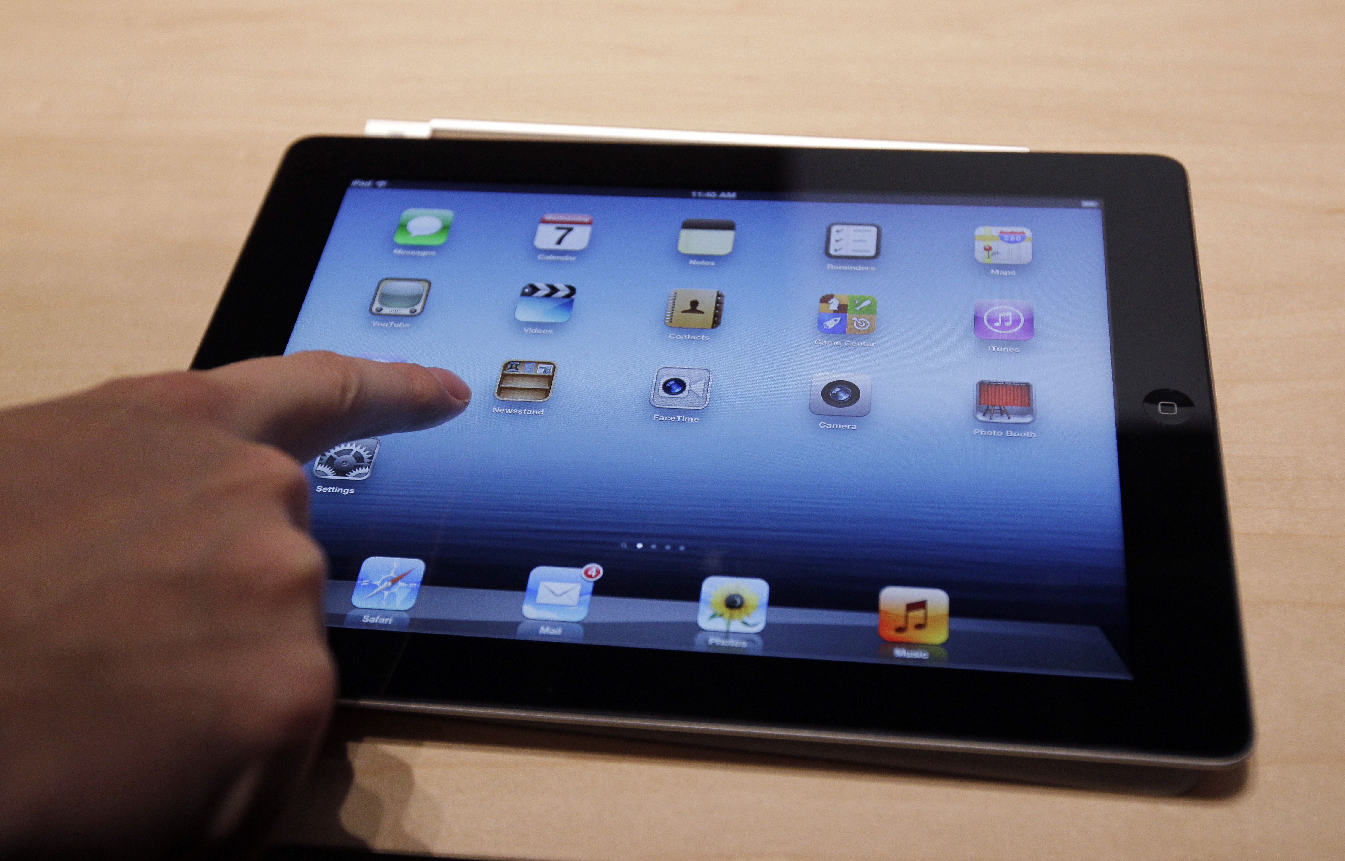 Apple sued in US over 'addictive' games